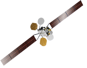 インマルサット衛星イメージ